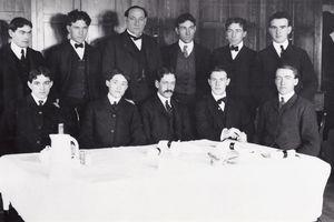 Biệt đội cảm tử ăn thực phẩm bẩn ở Mỹ hơn 100 năm trước