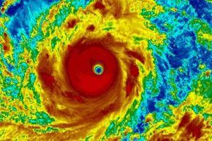 Siêu bão Mangkhut mạnh tương đương siêu bão Haiyan năm 2013 từng gây thảm họa 7.000 người chết