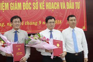 Đà Nẵng thay Giám đốc Sở Kế hoạch - Đầu tư