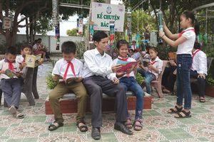 'Thư viện xanh' ươm mầm văn hóa đọc