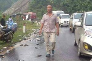 Clip: Không có chuyện người dân hôi của khi xe chở cá bị đổ tại dốc Quy Hậu