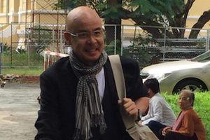 'Vua' cà phê Trung Nguyên ung dung xuất hiện tại tòa