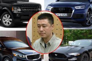 Bất ngờ với loại điện thoại, ô tô của Phan Sào Nam bị tạm giữ