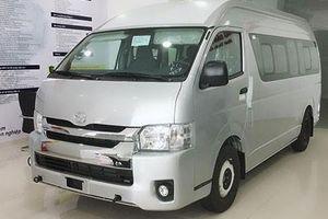 Doanh số Toyota Hiace tại Việt Nam tăng cao nhờ giảm giá