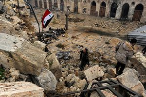 Nga tố Mỹ 'cứu' phiến quân để kéo dài xung đột tại Syria