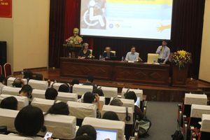 Phát triển hệ thống dịch vụ hỗ trợ GD hòa nhập người khuyết tật