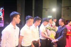 Trường CĐ Cơ điện Hà Nội: Hơn 86% học sinh sinh viên tốt nghiệp loại khá giỏi