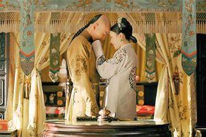 Hoàng đế và thị vệ trong phim Diên Hi Công Lược 'nói chuyện tình yêu'