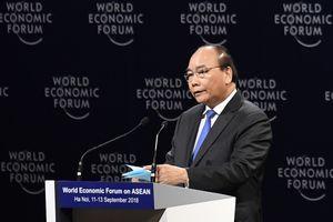 Hội nghị WEF ASEAN 2018: Cơ hội lớn cho ASEAN để nắm bắt cách mạng công nghiệp 4.0