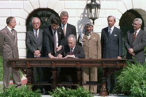 Dĩ vãng thời Hiệp ước Oslo