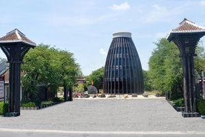 Hoàn thành Tháp trầm hương tạo điểm nhấn du lịch