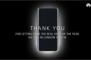 Huawei gửi lời nhắn 'trêu ghẹo' sau sự xuất hiện của iPhone mới