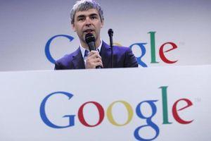 Đồng sáng lập Google Larry Page 'biến mất'