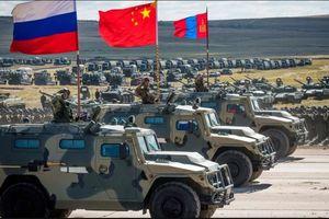 Nga, Trung Quốc hợp tác quân sự khiến châu Âu lo ngại