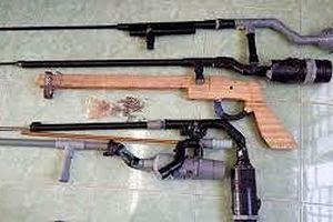 Kiểm lâm Vườn quốc gia lại bị tấn công bằng súng tự chế