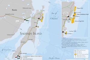 Gazprom Neft và Mitsubishi đánh giá cơ hội hợp tác phát triển các mỏ ngoài khơi Sakhalin