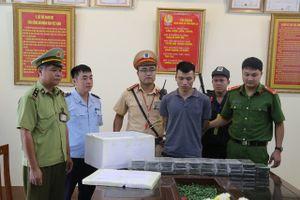 Lạng Sơn: Bắt hai mẹ con mua bán 64 bánh heroin