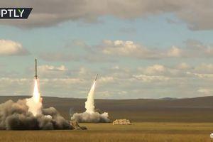 Xem hệ thống tên lửa Iskander của Nga 'thử lửa' tại thao trường