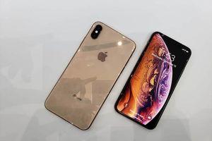 Ảnh thực tế iPhone Xs Max - phiên bản đắt kỷ lục trong lịch sử Apple