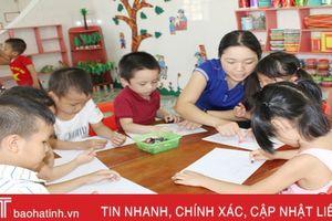 Can Lộc đặc cách tuyển dụng 43 giáo viên