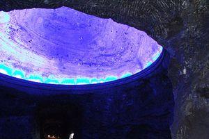 Mãn nhãn với nhà thờ độc nhất vô nhị trong mỏ muối