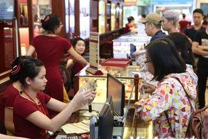 Hai thương hiệu vàng trong nước và tỷ giá tại các ngân hàng cùng giảm