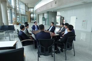 Hàn Quốc và Triều Tiên khai trương Văn phòng liên lạc chung tại Kaesong