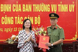 Phó giám đốc Công an làm Trưởng Ban Nội chính Tỉnh ủy Bạc Liêu