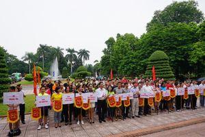 Giao lưu văn nghệ, thể thao trong cán bộ, đảng viên Văn phòng Trung ương Đảng