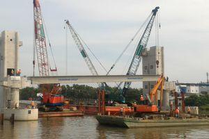 Dùng thép Trung Quốc cho dự án chống ngập tiết kiệm hơn 90 tỷ đồng