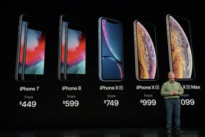 Apple âm thầm 'khai tử' 4 iPhone cũ, trong đó có cả iPhone X