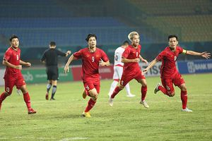 U23 Việt Nam nhận một loạt đề cử ở cúp Chiến thắng 2018