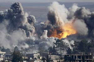 Dân thường tại 'chảo lửa' Idlib lo trở thành lá chắn sống cho phiến quân