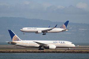 United Airlines đặt mục tiêu giảm 50% lượng phát thải khí nhà kính