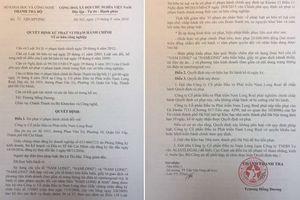 'Dựa hơi' thương hiệu của Tập đoàn Nam Long, Nam Long Real bị xử phạt 20 triệu đồng