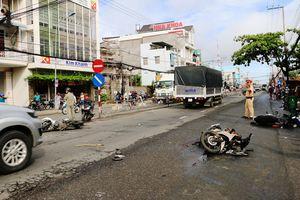 An Giang: Xảy ra một vụ tai nạn giao thông nghiêm trọng