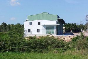 Tuy Phước (Bình Định): Xây dựng công trình trái phép trên đất do Nhà nước quản lý