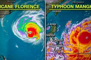 Siêu bão Mangkhut trực tiếp tiến vào Việt Nam trong 24 giờ tới - Người dân được lệnh sơ tán khẩn cấp