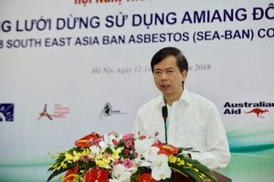 Tấm lợp Amiang trắng tại Việt Nam, cần nhanh chóng loại bỏ, muộn nhất là năm 2023