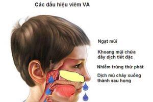 Viêm VA - Bệnh thường gặp ở trẻ em