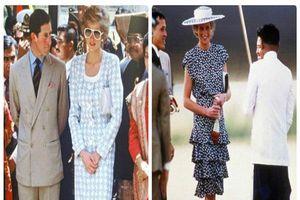 Hãy cám ơn công nương Diana vì đã lăng xê 4 xu hướng này!