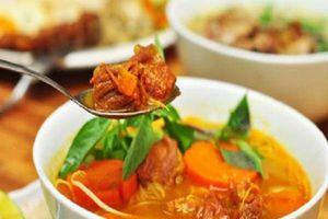 Nấu ngay bò kho đơn giản mà ngon đúng điệu đãi cả nhà ngày cuối tuần