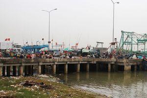 Nhiều bất cập trong đầu tư hạ tầng tại các cảng cá