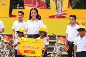 Mai Thanh Hà trở thành khách mời đặc biệt của giải xe đạp quốc tế VTV Cúp Tôn Hoa Sen 2018
