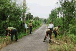 Hội Cựu chiến binh phát huy vai trò trong xây dựng nông thôn mới kiểu mẫu