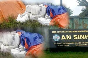 Thái Nguyên: Viện đủ lý do để 'trốn tránh' báo chí vụ đổ trộm hàng trăm tấn chất thải nguy hại