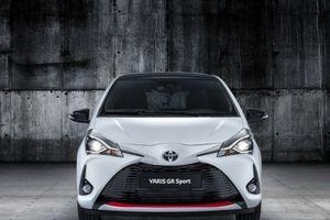 Toyota Yaris GR Sport và Yaris Y20 đặc biệt sẽ trình làng chính thức tại Paris