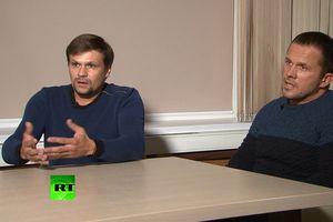 Hai công dân Nga tố cáo London dựng chuyện và yêu cầu được xin lỗi