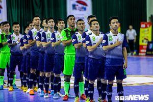 Futsal HDBank VĐQG 2018: Tân Hiệp Hưng quật ngã đội đầu bảng Hải Phương Nam ĐHGĐ