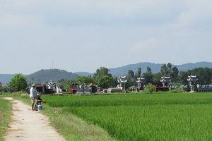 Lộc Sơn coi trọng sức dân trong XDNTM